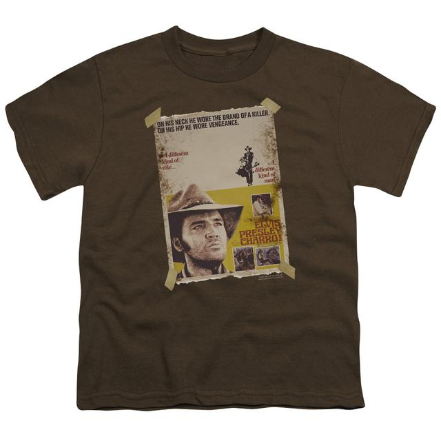 Elvis Presley Youth Tee | CHARRO Youth T Shirt