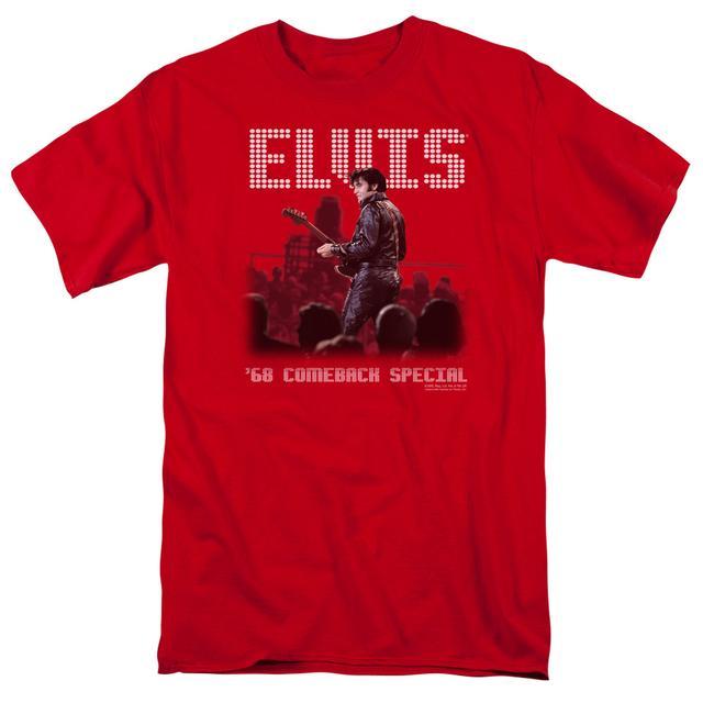 Elvis Presley Shirt | RETURN OF THE KING T Shirt