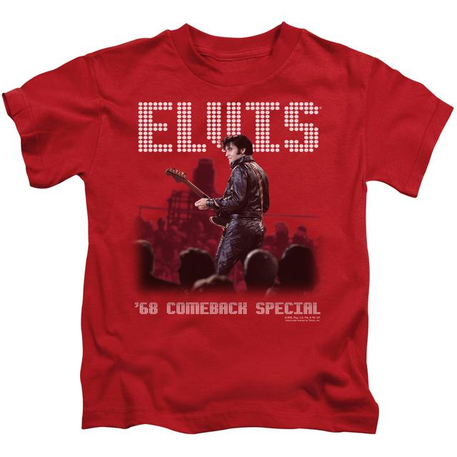 Elvis Presley Kids T Shirt | RETURN OF THE KING Kids Tee