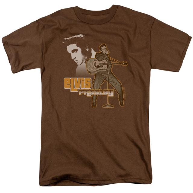 Elvis Presley Shirt | THE HILLBILLY CAT T Shirt