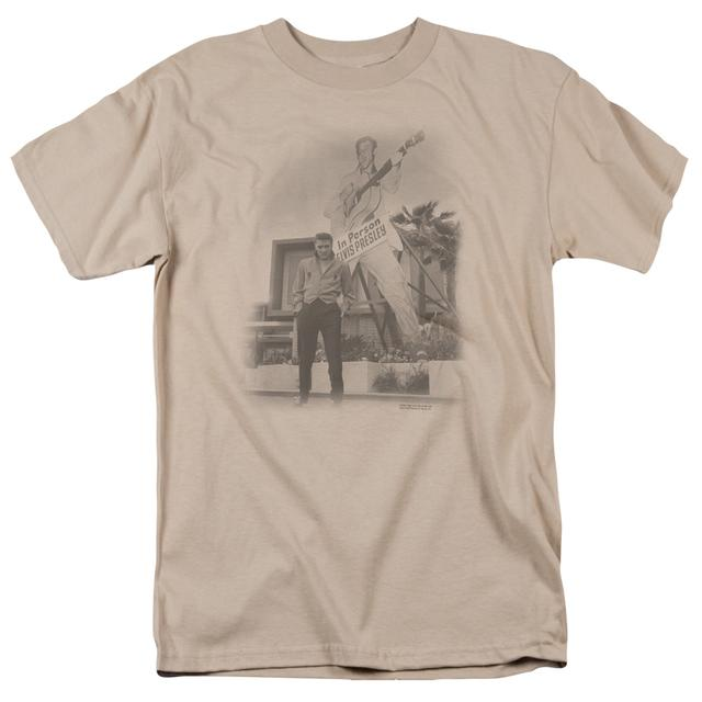 Elvis Presley Shirt | LARGER THAN LIFE T Shirt