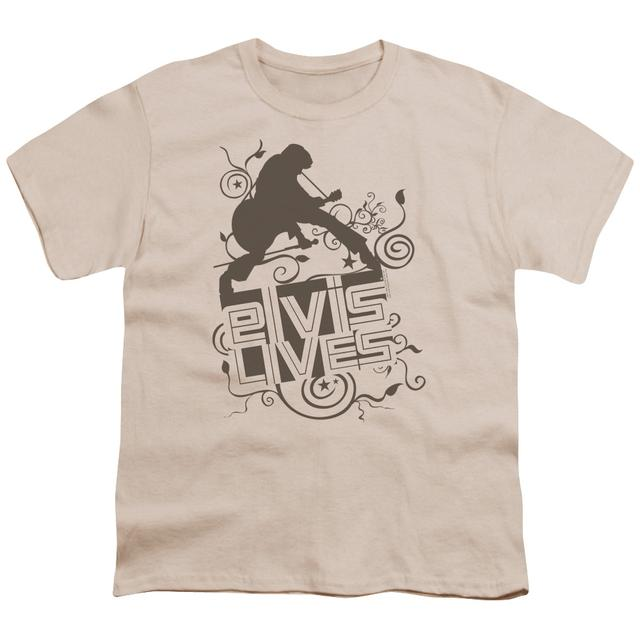 Youth Tee | ELVIS LIVES Youth T Shirt
