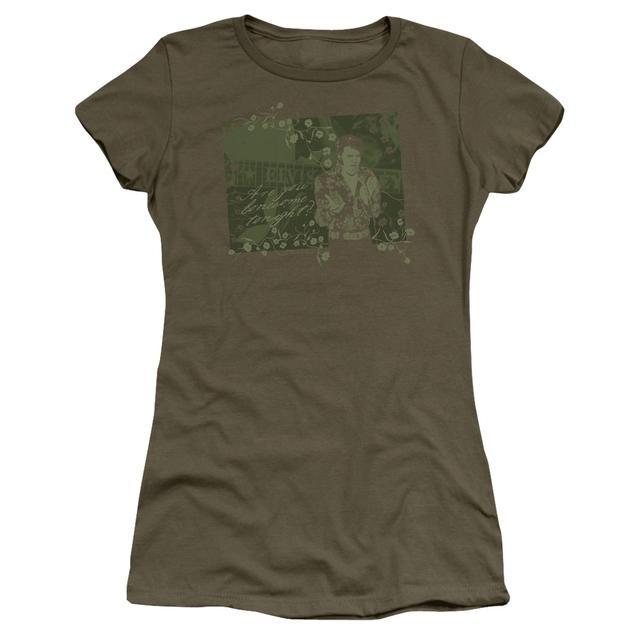 Juniors Shirt | THAT 70s ELVIS Juniors T Shirt