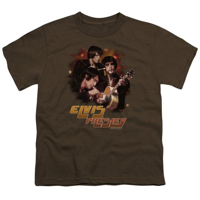 Elvis Presley Youth Tee   HYPED Youth T Shirt