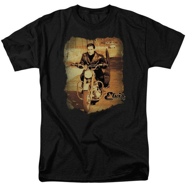 Elvis Presley Shirt | HIT THE ROAD T Shirt