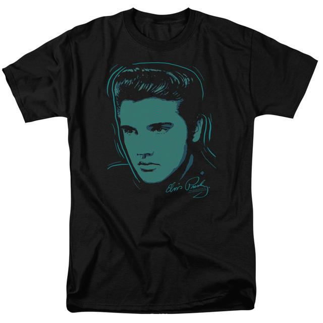 Elvis Presley Shirt | YOUNG DOTS T Shirt