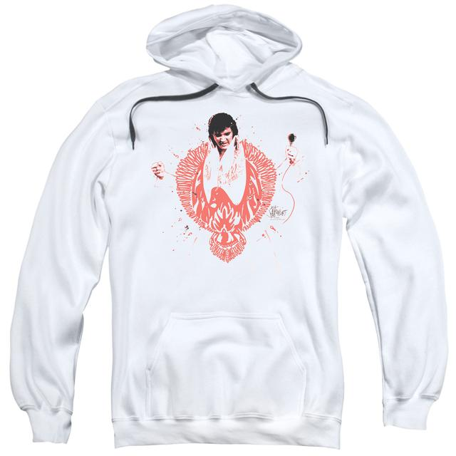 Elvis Presley Hoodie | RED PHEONIX Pull-Over Sweatshirt