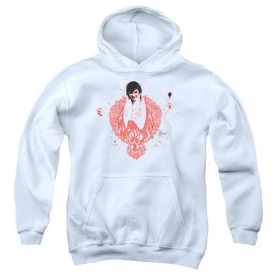 Elvis Presley Youth Hoodie | RED PHEONIX Pull-Over Sweatshirt