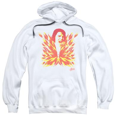 Elvis Presley Hoodie | HIS LATEST FLAME Pull-Over Sweatshirt