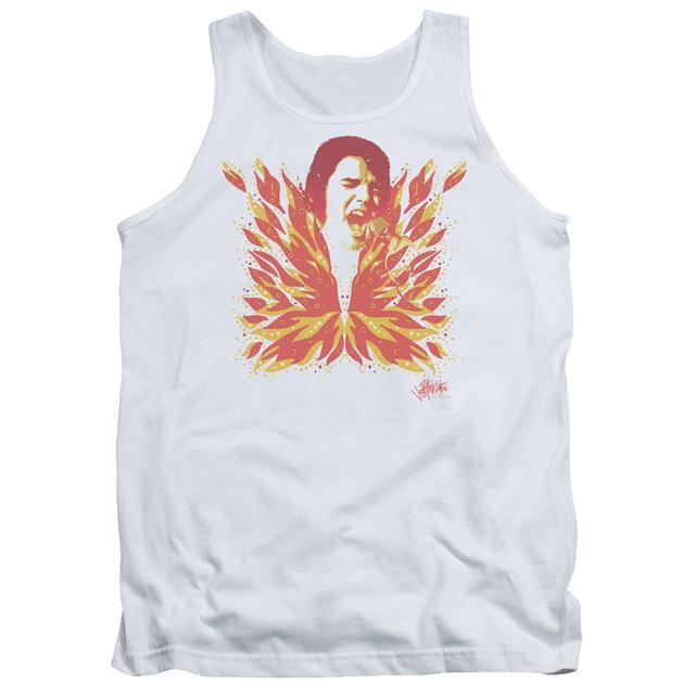 Elvis Presley Tank Top | HIS LATEST FLAME Sleeveless Shirt