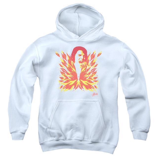 Elvis Presley Youth Hoodie | HIS LATEST FLAME Pull-Over Sweatshirt