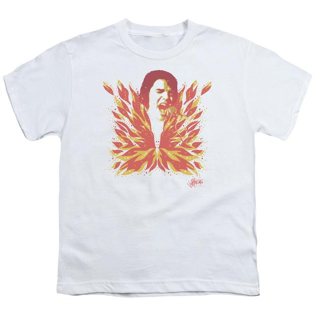 Elvis Presley Youth Tee | HIS LATEST FLAME Youth T Shirt