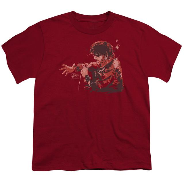 Elvis Presley Youth Tee | RED COMBACK Youth T Shirt