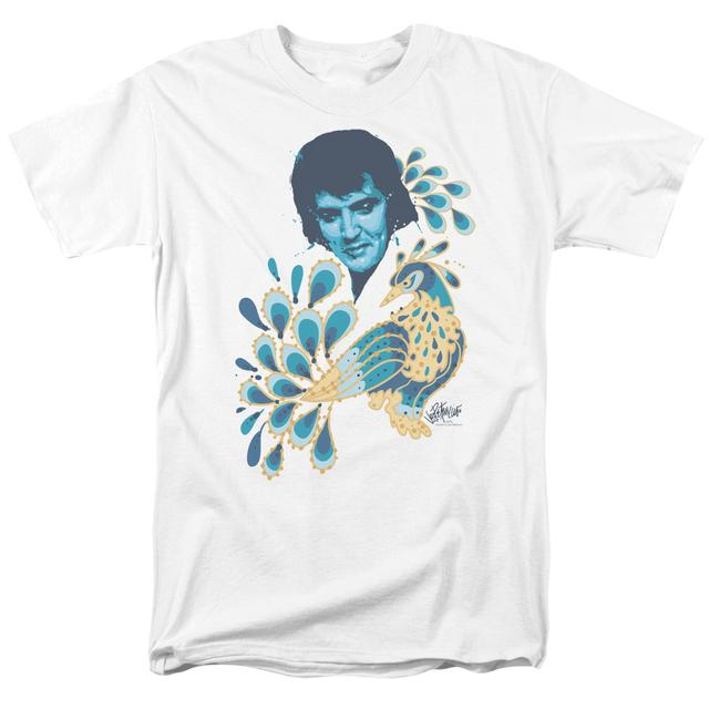 Elvis Presley Shirt | PEACOCK T Shirt