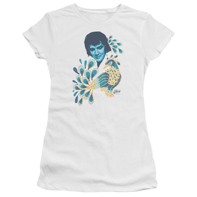 Elvis Presley Juniors Shirt | PEACOCK Juniors T Shirt