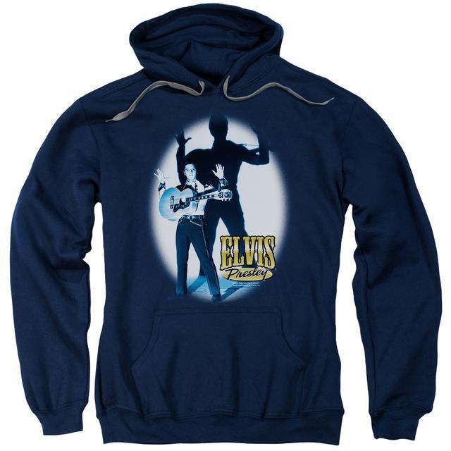 Elvis Presley Hoodie | HANDS UP Pull-Over Sweatshirt