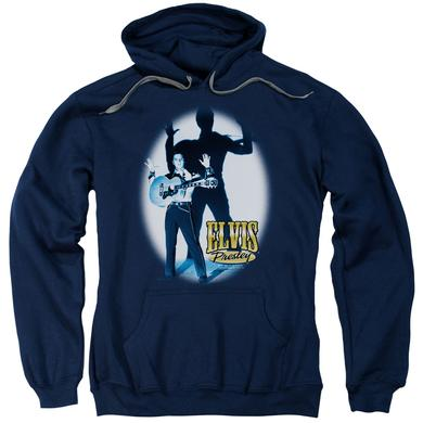 Elvis Presley Hoodie | HANDS UP Pull-Over Sweatshirt