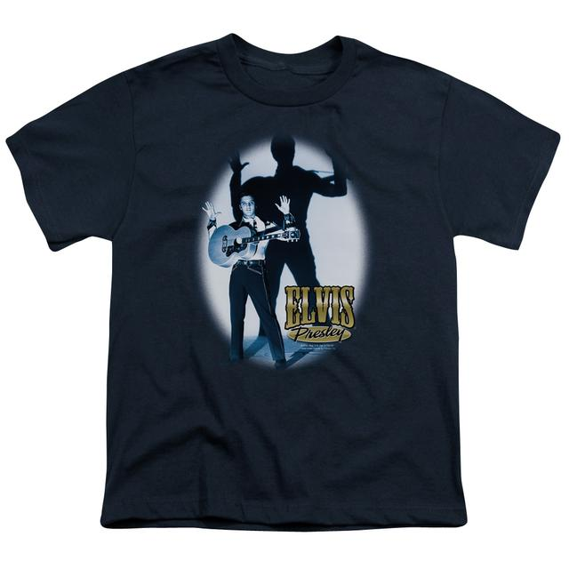 Elvis Presley Youth Tee | HANDS UP Youth T Shirt