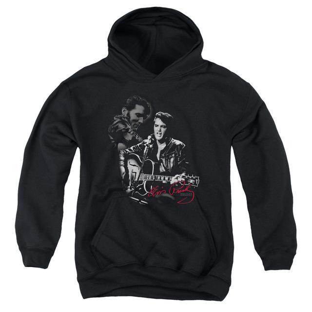 Elvis Presley Youth Hoodie | SHOW STOPPER Pull-Over Sweatshirt