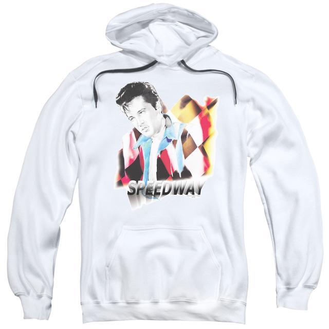 Elvis Presley Hoodie | SPEEDWAY Pull-Over Sweatshirt