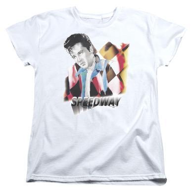 Elvis Presley Women's Shirt | SPEEDWAY Ladies Tee