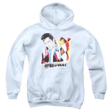 Elvis Presley Youth Hoodie | SPEEDWAY Pull-Over Sweatshirt