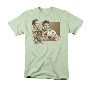 Elvis Presley Shirt   MY BOY GREEN T Shirt