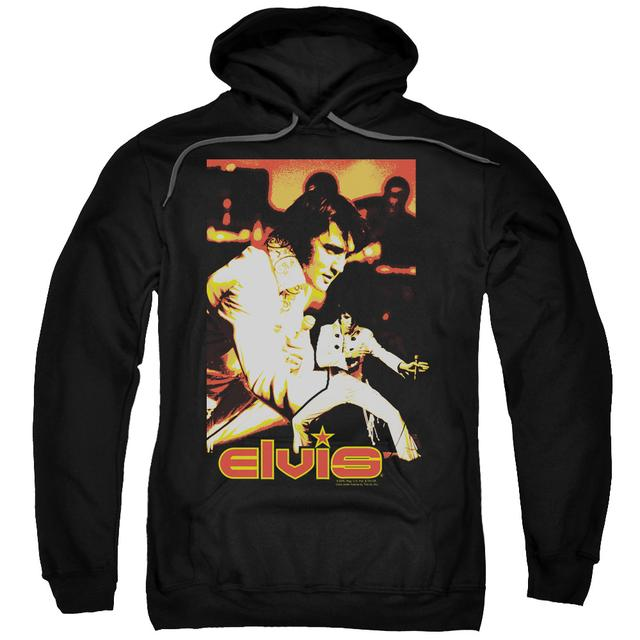Elvis Presley Hoodie | SHOWMAN Pull-Over Sweatshirt