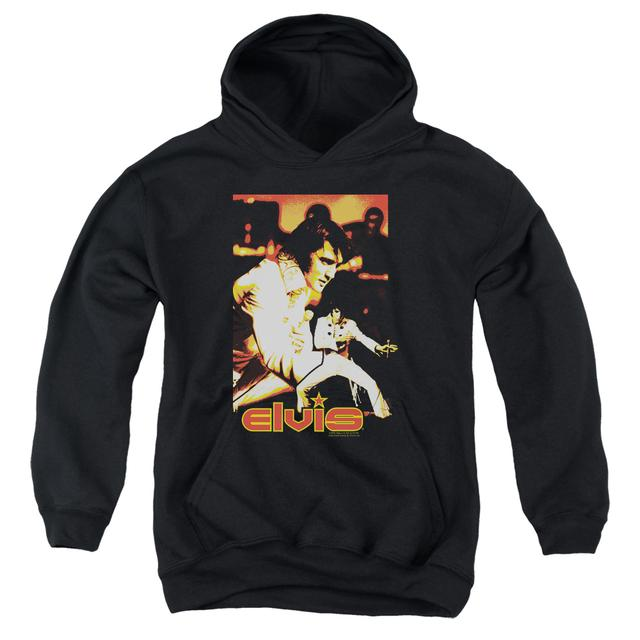 Elvis Presley Youth Hoodie | SHOWMAN Pull-Over Sweatshirt