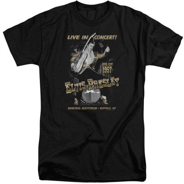 Elvis Presley LIVE IN BUFFALO