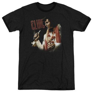Elvis Presley Shirt | SOULFUL Premium Ringer Tee