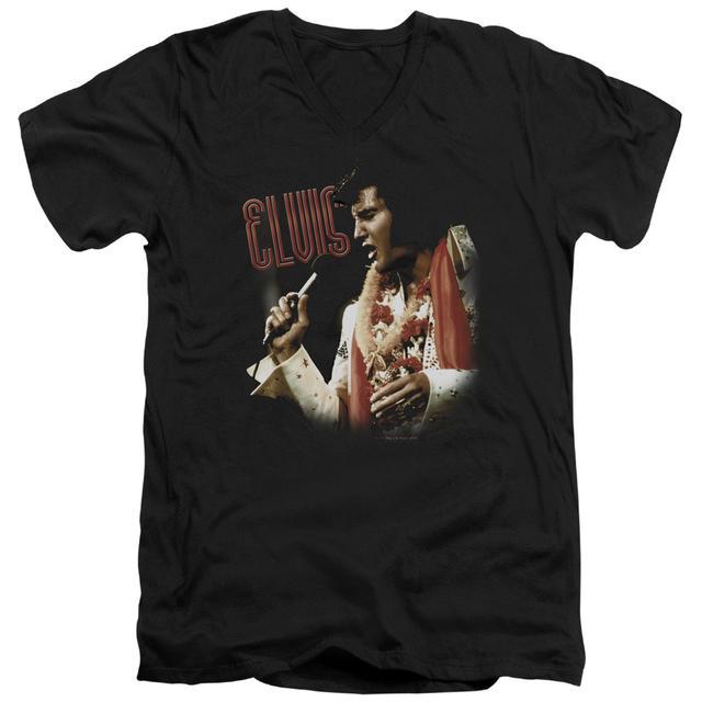 Elvis Presley T Shirt (Slim Fit)   SOULFUL Slim-fit Tee
