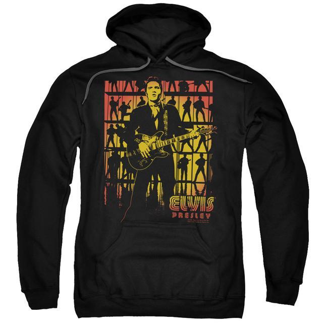 Elvis Presley Hoodie | COMEBACK SPOTLIGHT Pull-Over Sweatshirt