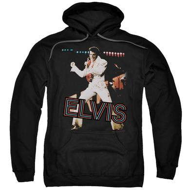 Elvis Presley Hoodie | HIT THE LIGHTS Pull-Over Sweatshirt