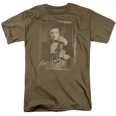 Elvis Presley Shirt | GUITAR MAN T Shirt