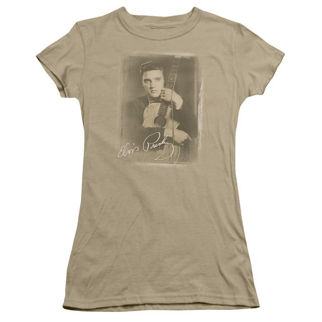 Elvis Presley Juniors Shirt | GUITAR MAN Juniors T Shirt