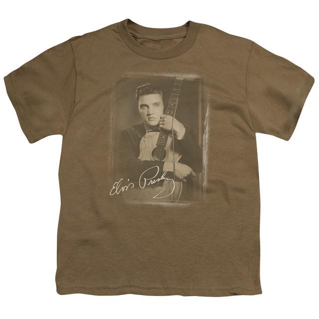 Elvis Presley Youth Tee | GUITAR MAN Youth T Shirt