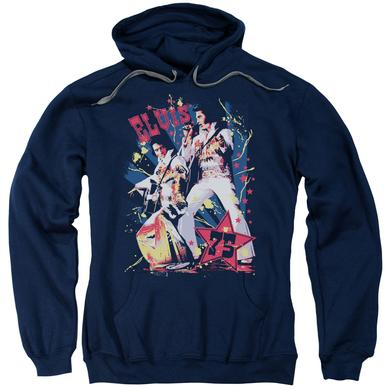 Hoodie | EAGLE ELVIS Pull-Over Sweatshirt