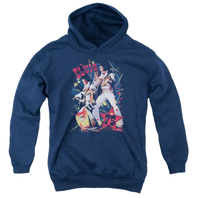 Youth Hoodie | EAGLE ELVIS Pull-Over Sweatshirt