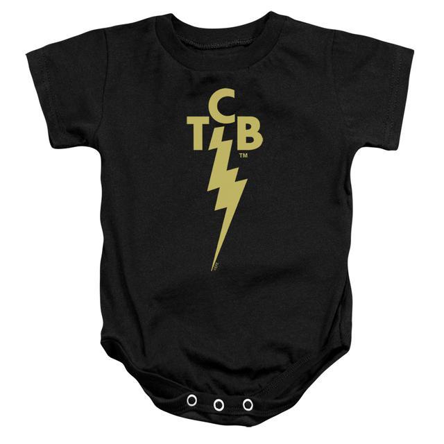 Elvis Presley Baby Onesie | TCB LOGO Infant Snapsuit