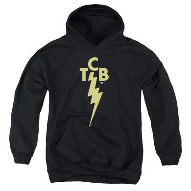 Elvis Presley Youth Hoodie | TCB LOGO Pull-Over Sweatshirt