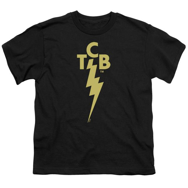 Elvis Presley Youth Tee | TCB LOGO Youth T Shirt