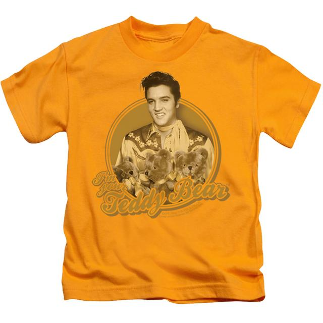 Elvis Presley Kids T Shirt | TEDDY BEAR Kids Tee