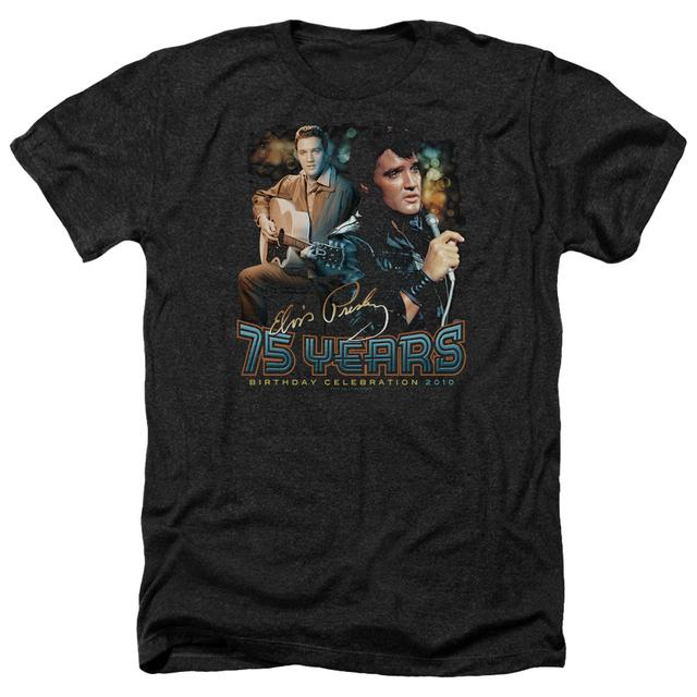 Elvis Presley Tee | 75 YEARS Premium T Shirt