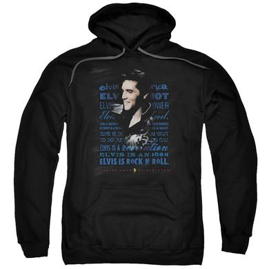 Elvis Presley Hoodie | ICON Pull-Over Sweatshirt