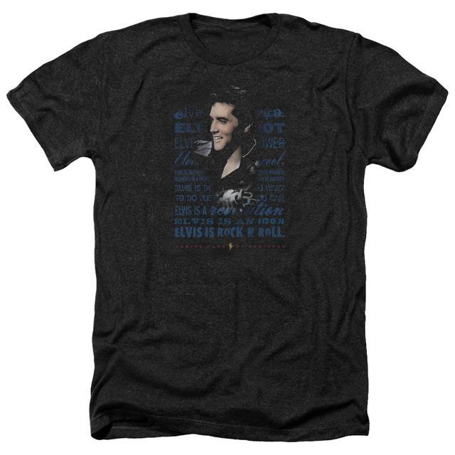 Elvis Presley Tee | ICON Premium T Shirt