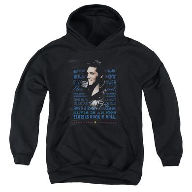 Elvis Presley Youth Hoodie | ICON Pull-Over Sweatshirt