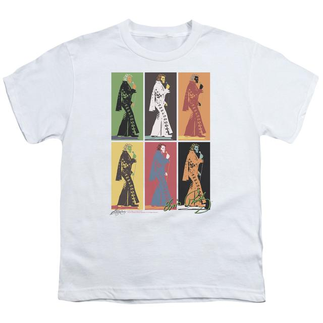 Elvis Presley Youth Tee | RETRO BOXES Youth T Shirt