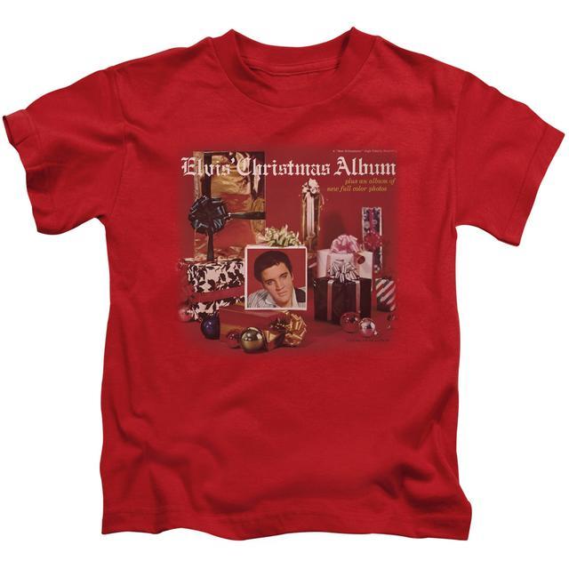 Elvis Presley Kids T Shirt | CHRISTMAS ALBUM Kids Tee