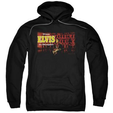 Hoodie | FROM ELVIS IN MEMPHIS Pull-Over Sweatshirt